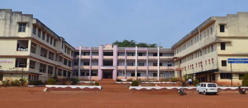 Dr.Tatyasaheb Natu Arts And  Commerce College