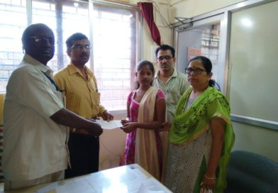 financial help to needy students by faculty